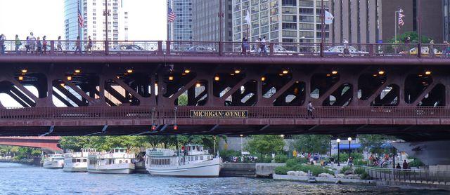 Mich Ave bridge