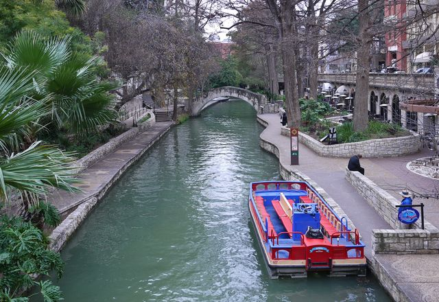 Quiet River Walk