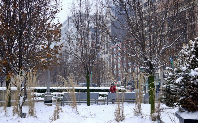 Snowy Mill Park