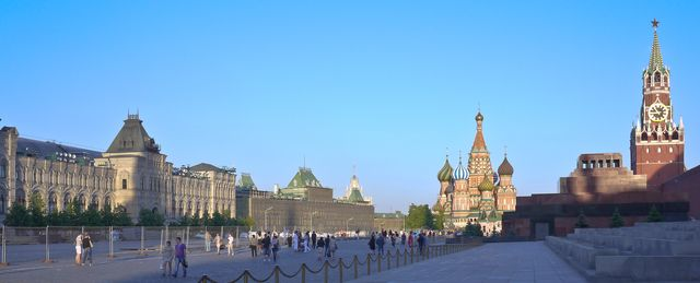 Moscow Monday-2