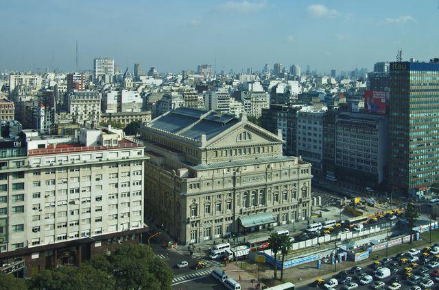 Colon from Panamericano