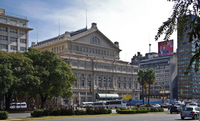 Buenos Aires July 28
