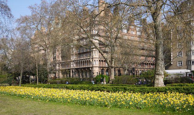 London March 30-2