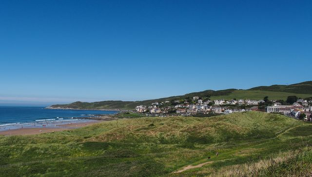 Woolacombe July 24-2