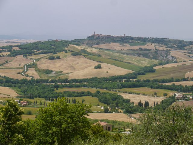 Pienza and Monticchiello-3