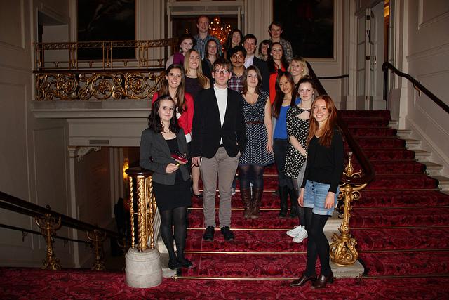 ROH student ambassadors