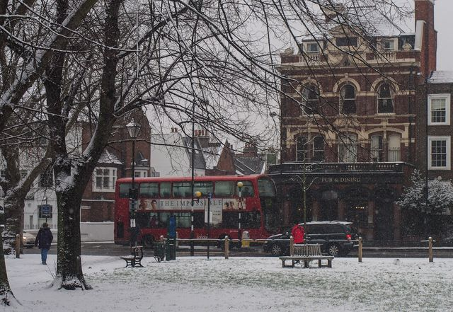 Snow Parsons Green-2