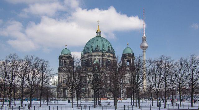 Berlin March 14-2