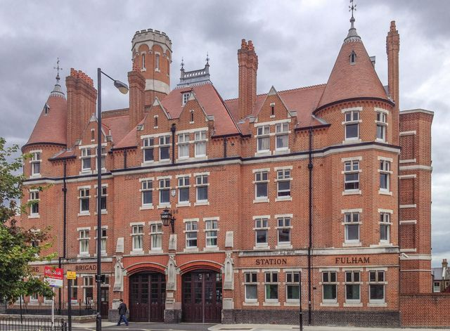 Fulham Fire Station