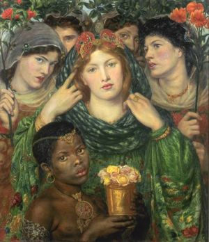 Rossetti Beloved