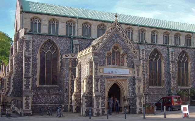 Norwich Halls