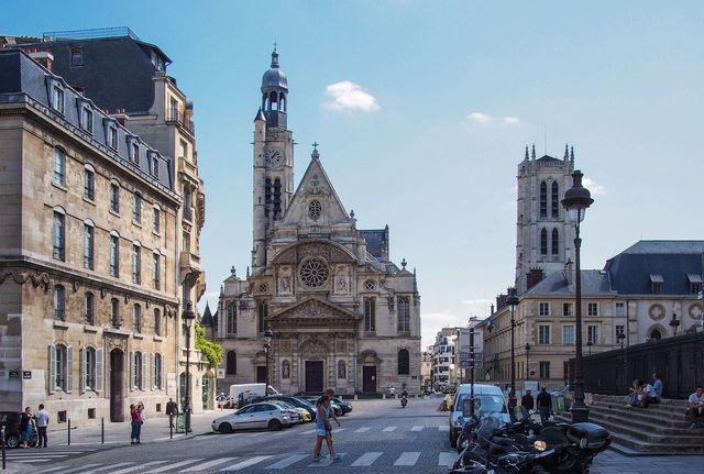 Paris Tuesday