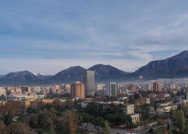 Tirana morning