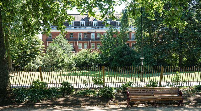 Battersea Park July 29