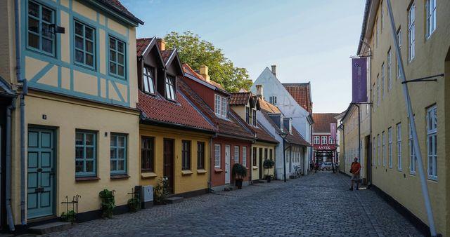 Odense evening walk