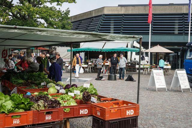 Odense saturday market