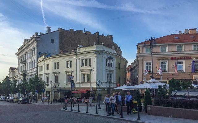 To Vilnius June 17-2