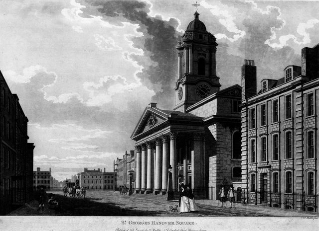St Georges Hanover Square1787r4