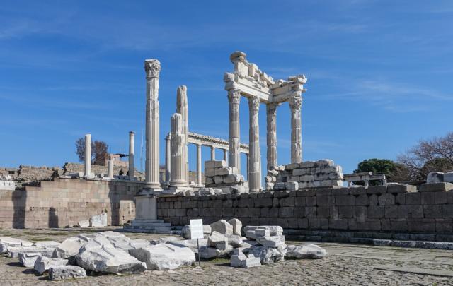 Trajan's temple