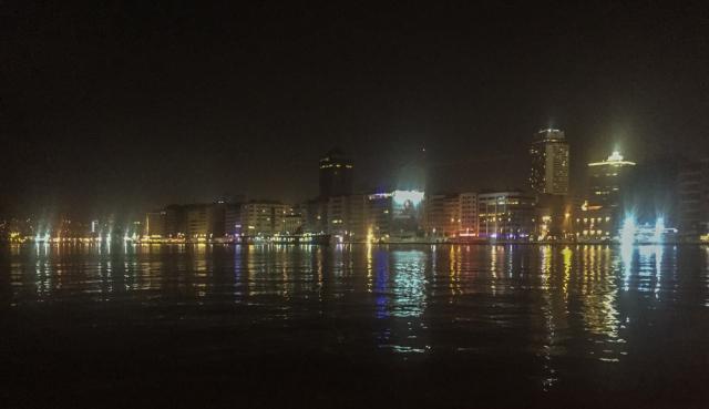 Izmir night