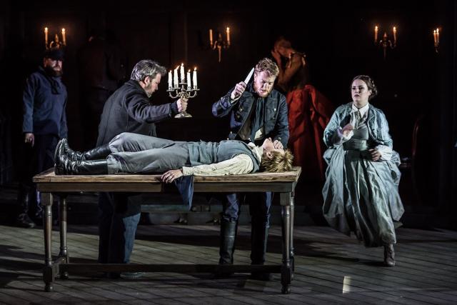 Garsington Opera 2016 Idomeneo