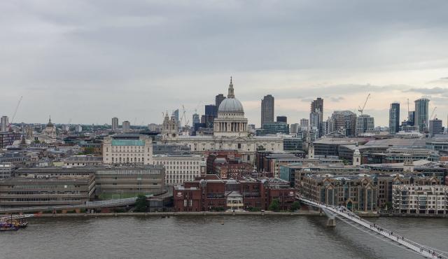 Tate Britain view