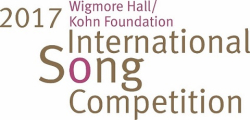 Wigmore hall song comp