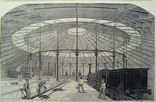 Roundhouse 1847