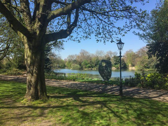 Battersea park April 15-2
