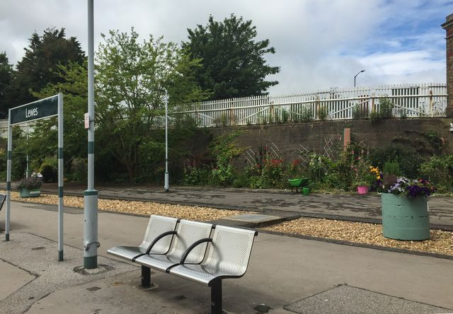 Lewes station