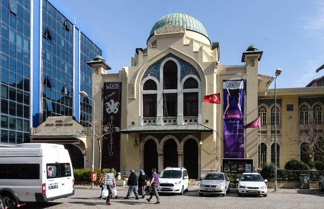 Izmir opera house