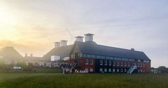 Maltings evening