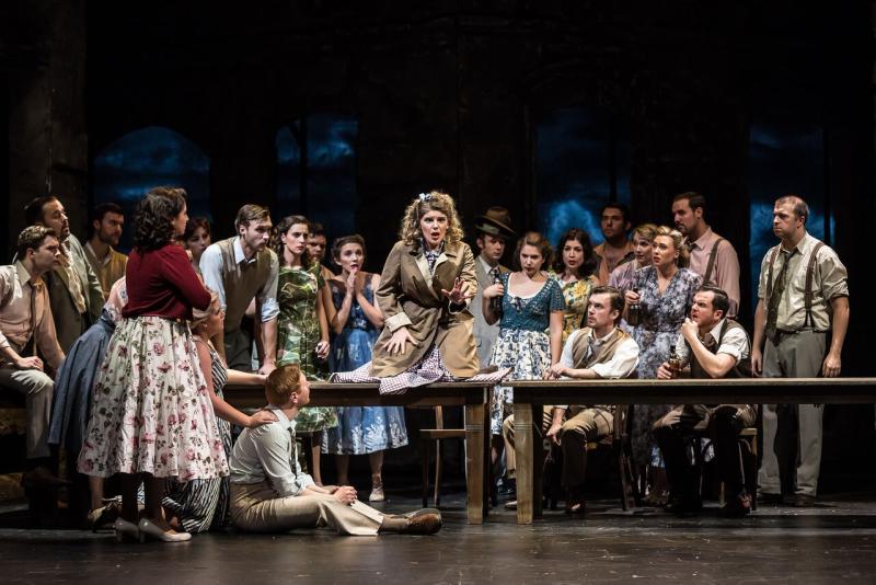 Giuliana Gianfaldoni & chorus in 'Margherita' by Foroni - WFO 2017 - photo by Clive Barda_preview